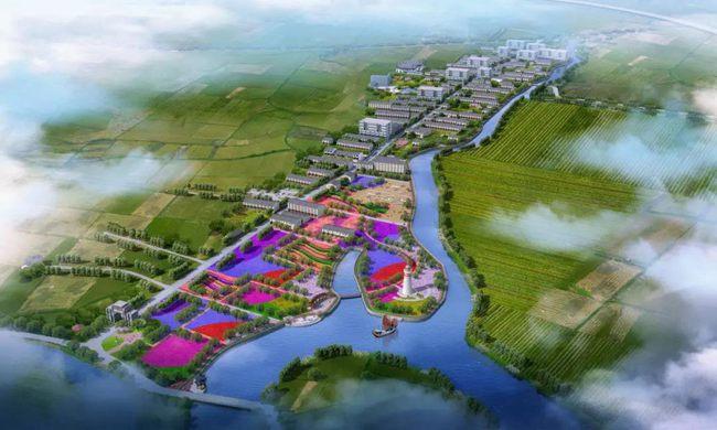 龙港新时代美丽乡村创建项目