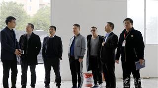 副县长陈久喜来龙港考察印刷产业创新服务综合体