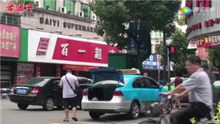 【百姓汇-第5期】:龙港龙跃路口乱停车严重