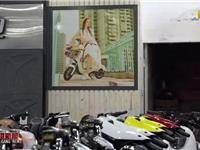威尼斯人网上娱乐开展沿街商业店铺消防安全统一夜查行动